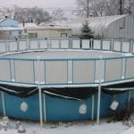 swimming pool, above ground pool