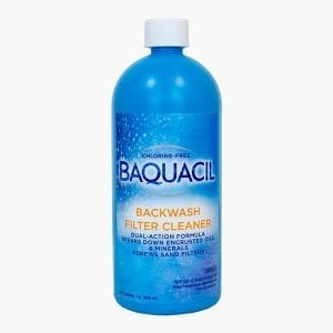 BAQUACIL BACKWASH FILTER CLEANER