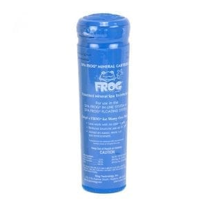 Spa Frog Replacement Mineral Cartridge - Floating/Inline Systems