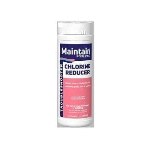 Maintain Pool Pro Chlorine Reducer